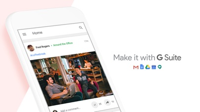 Screenshot for Google+ in United States App Store