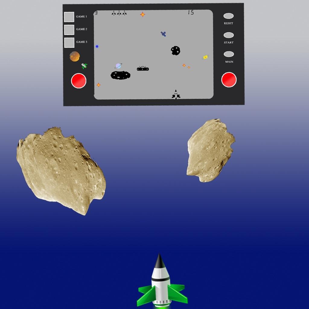 Asteroid Dodger Retro (Full) hack