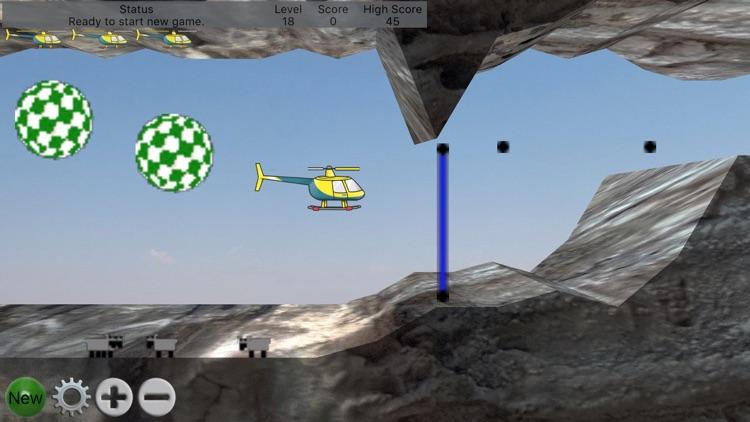 Cave Battle -3D screenshot-3