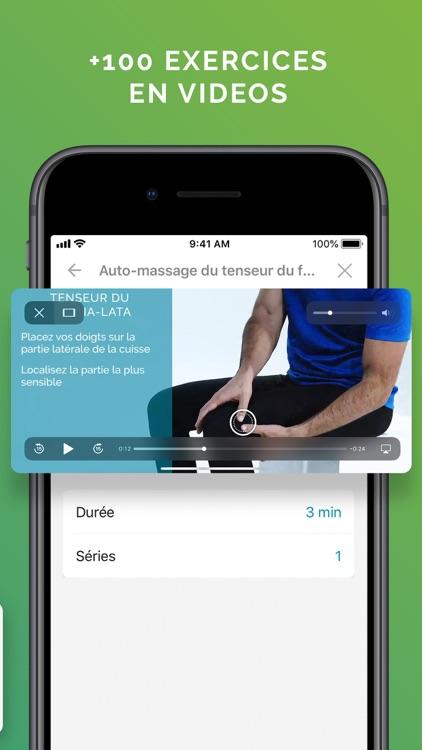 Running Care - Santé & Course screenshot-3