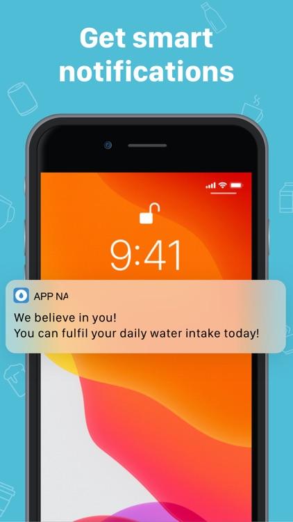 My Water & Drink Reminder