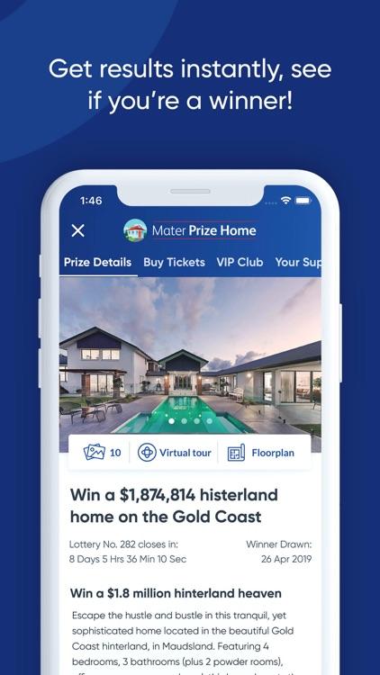 Mater Lotteries screenshot-3