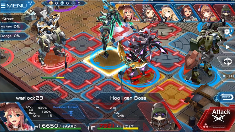 Robot Tactics – Strategy JRPG screenshot-7