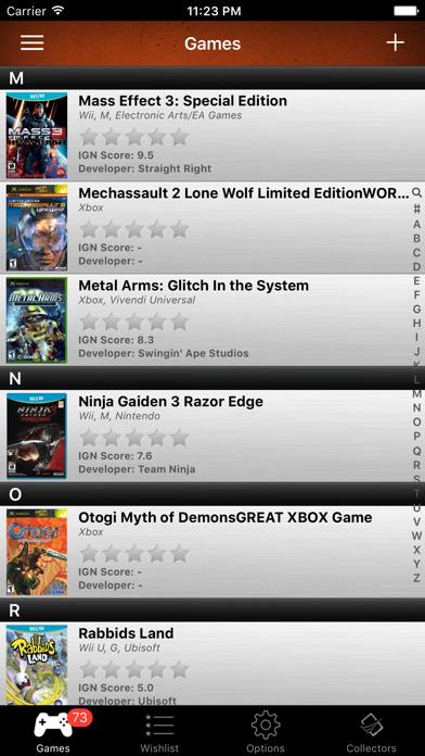 Video Games Database Scannerのおすすめ画像1