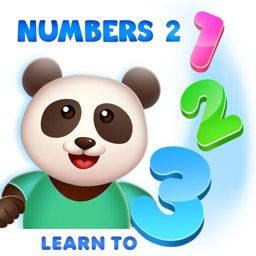 RMB Games - Numbers 2 for kids