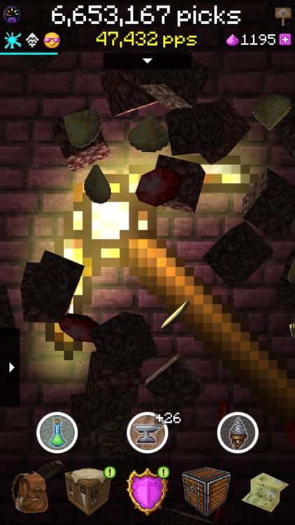 PickCrafter - Idle Craft Game screenshot-6