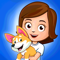 App Icon for My Town - Play Doll Home Game App in United States IOS App Store
