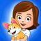 App Icon for Jogo Familia Casinha de Boneca App in Portugal IOS App Store