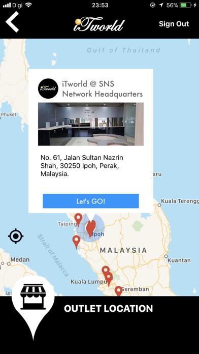 iTworld app image