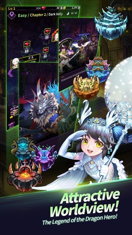 Dragon Heroes Tactics screenshot-4