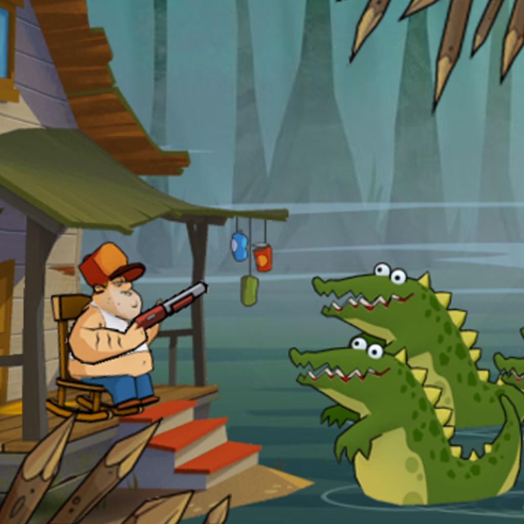 Armed Defence: Swamp hack