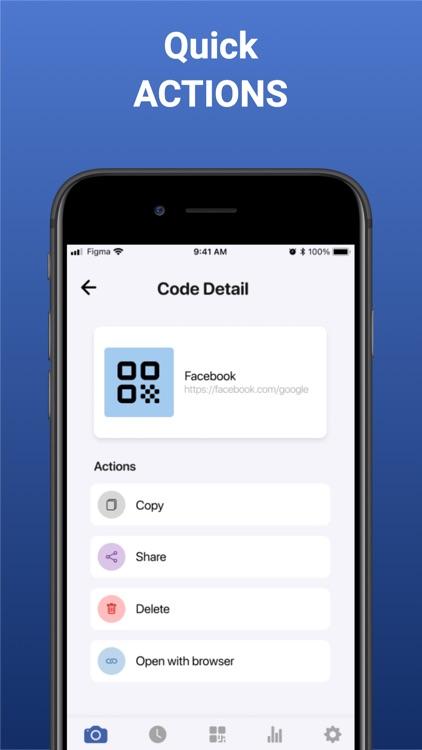 QR Code Reader: Barcode Scan screenshot-5