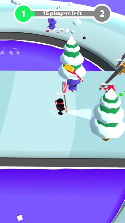 Smash Heroes .io screenshot-3