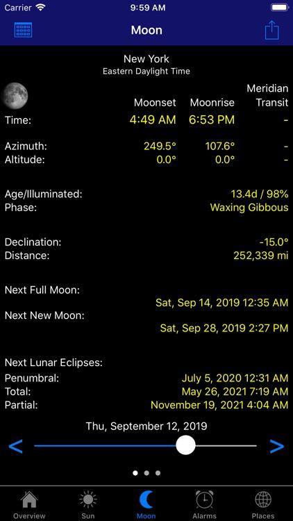 LunaSolCal screenshot-6