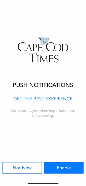 Cape Cod Times, Hyannis, Mass  on the App Store