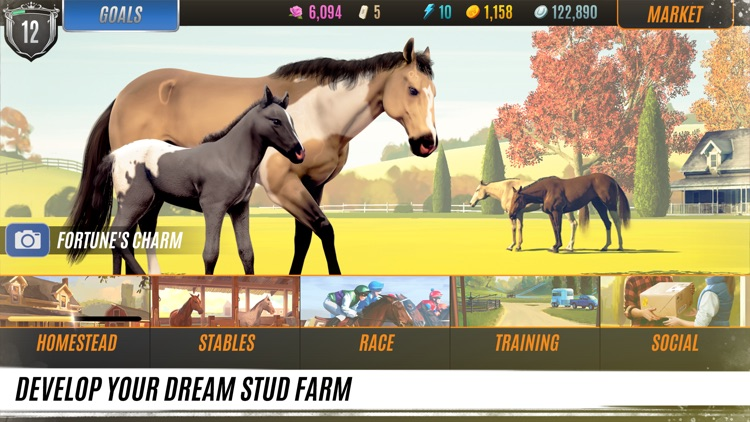 Rival Stars Horse Racing screenshot-0