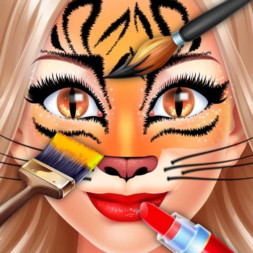 Face Paint Party Makeup Salon