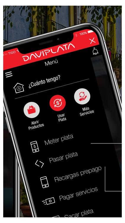 DaviPlata screenshot-3
