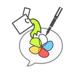 Sticker Doodle Machine