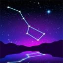 icone Starlight : Carte du ciel