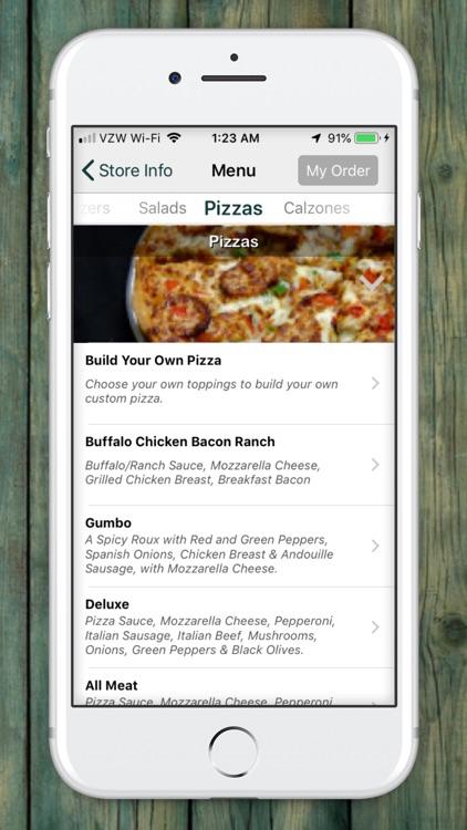 Redfish Pizza screenshot-6