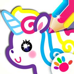 Boyama Kiz Cocuk Zeka Oyunlari App Store Da
