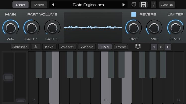 LE05: Digitalism 2000 + AUv3 screenshot-6