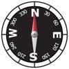 コンパス 東西南北 - iPhoneアプリ