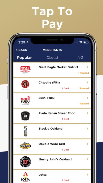 Pitt Fuel: Deals & Rewards App screenshot-3