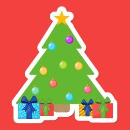 Merry Christmas! Sticker Pack