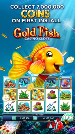 Play goldfish slot machine free vegas casino high roller