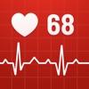 血圧測定 - 心拍数計
