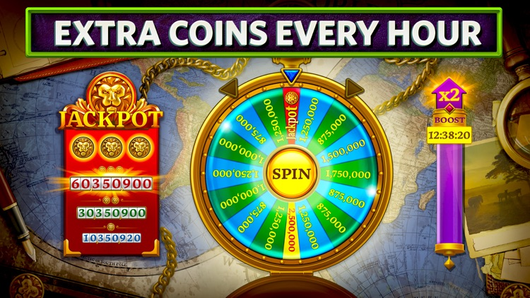 Slots on Tour - Wild HD Casino screenshot-4