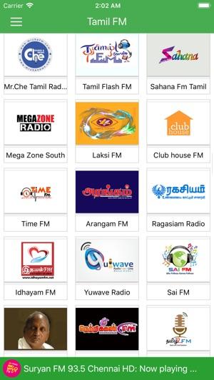 Tamil Fm Radio HD on the App Store