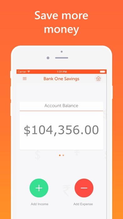 Screenshot #10 for Easy Spending, Expense tracker