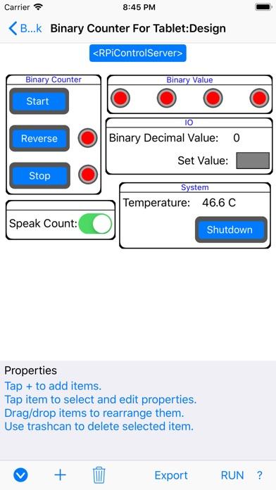 Screenshot for RPiControl in Ukraine App Store