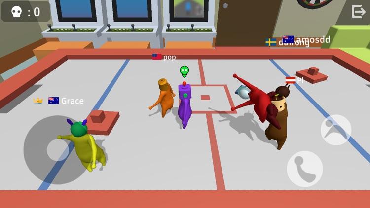 Noodleman.io - Fighting Games screenshot-3