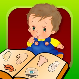 The Human Body, kids learning