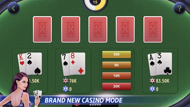 Lucky Poker - Texas Holdem screenshot-3
