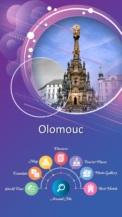 Olomouc Tourism screenshot 2