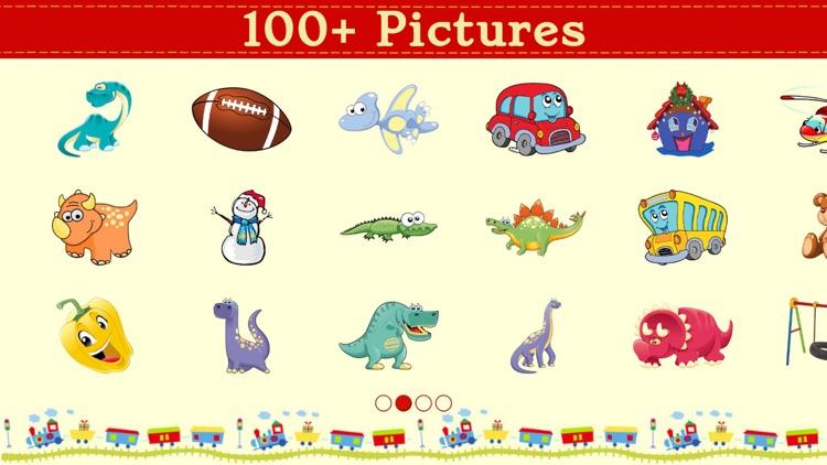 Dinosaur Dots Connect for kids screenshot-4