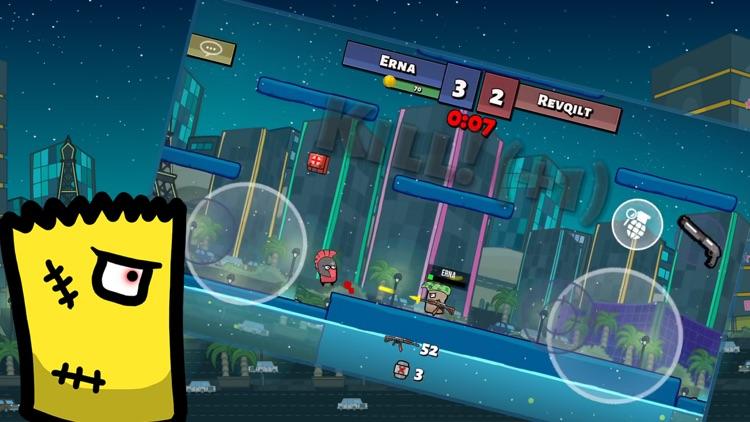 Killers Match - Battle Ground screenshot-6