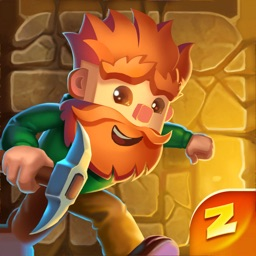 Dig Out!: Deep mines adventure