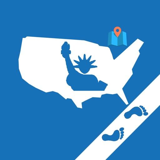 走遍美国 - 学习地道的美语表达