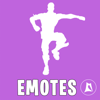 Dances from Fortnite