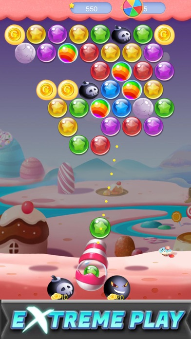 Super Bubble Shooting screenshot three
