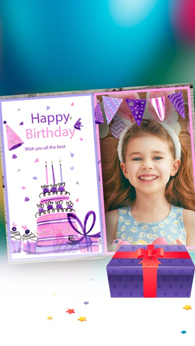 Happy Birthday Video Maker Gif By Landay Apps Ios United States