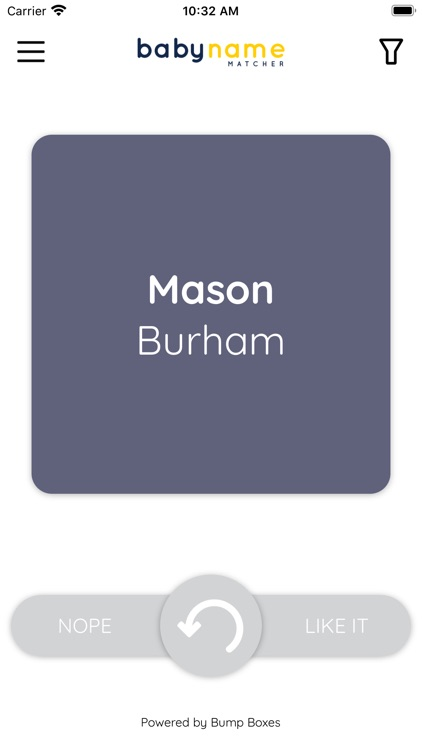 Baby Name Matcher screenshot-4