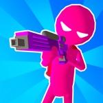 Paintman 3D - coloring shooter