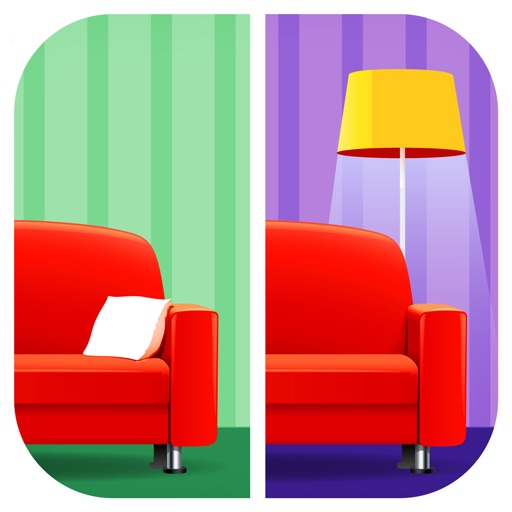 Differences - Find & Spot them iOS App